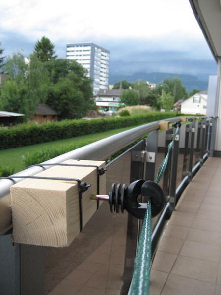 La Securite Sur Les Balcons